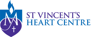 St Vincent's Heart Centre logo